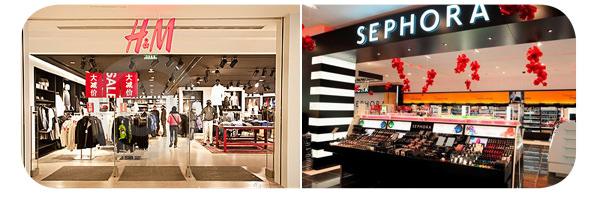 Rumores: H&M y Sephora en Chile 1