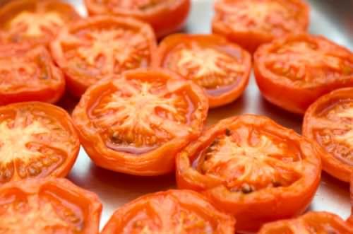 El tomate caliente logró enamorarme 1