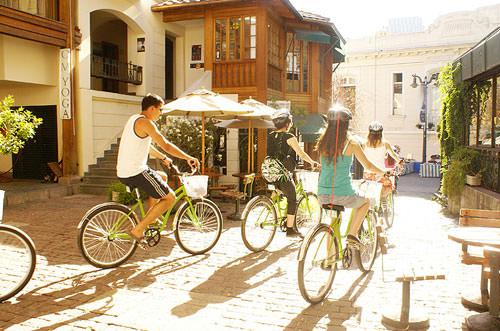La Bicicleta Verde 1