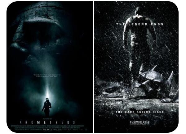 Semana de trailers: Prometheus y The Dark Knight Rises 1