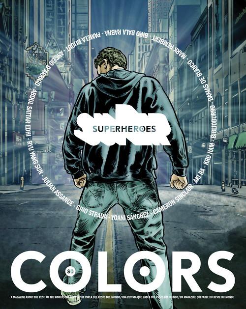 La nueva versión de Colors es de Superhéroes 1