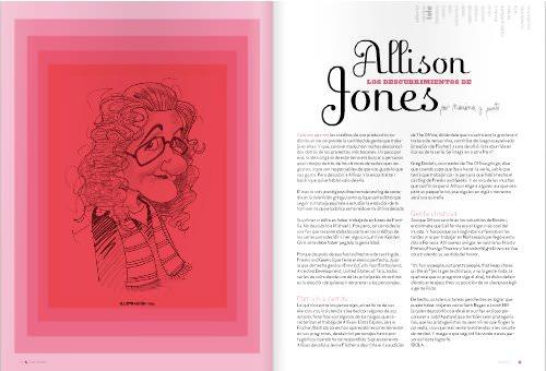 Tele: Los descubrimientos de Allison Jones 1