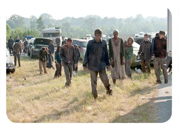 La segunda temporada de The Walking Dead 2