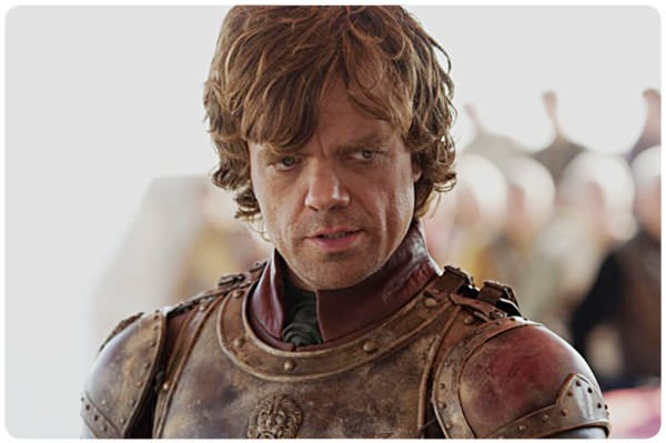 Tyrion Lannister: mino 1