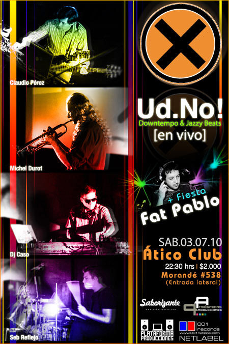 SAB/03/07 Ud. No! en vivo 1