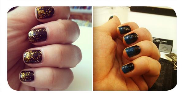 Creativa con las uñas 1