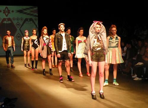 Vanguardia Made in Chile: el evento de moda 1
