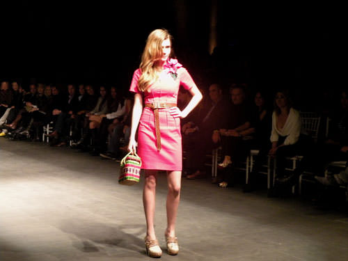 Vanguardia Made in Chile: el evento de moda 4