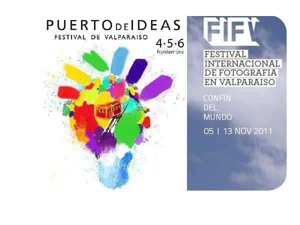 Valparaíso en llamas: Puerto de Ideas y Festival Internacional de Fotografía 1