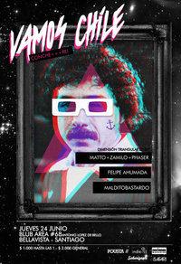 VIE/25/06 Vamos Chile Coooonch++re! 1