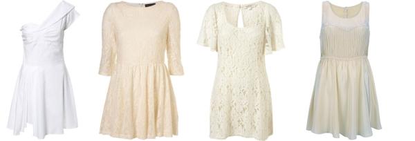 ¿Cuándo ponerse ese vestido blanco? 1