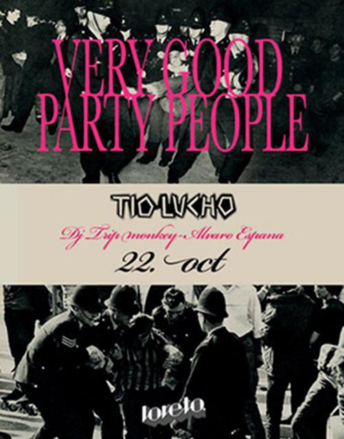 VIE/22/10 Very Good Party People 1