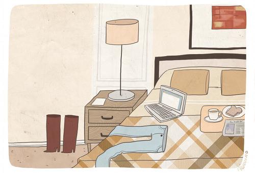 El sueño de vivir en un hotel 1