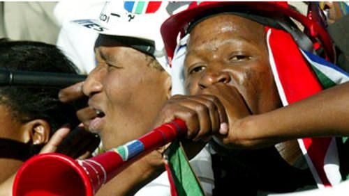 Las apestosas vuvuzelas 1