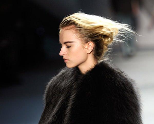 Recuento y backstage en la semana de la moda de Nueva York Otoño Invierno 2012 8
