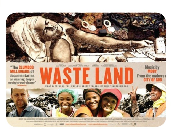 Waste Land: un grandioso documental 1
