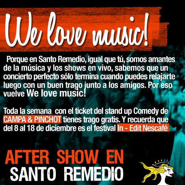 We Love Music 1