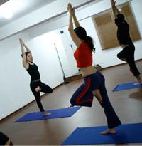 Clases de yoga 1