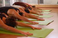 Yoga urbano extendió sus horarios 1