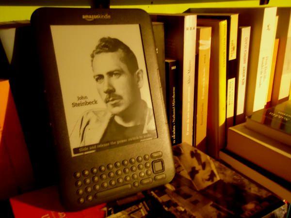 El sueño del Kindle propio 1