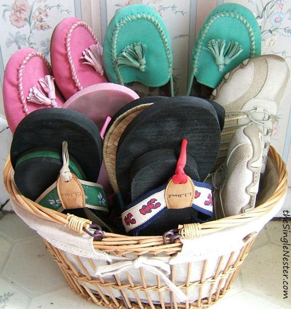 ¿Cómo guardar los zapatos? 5