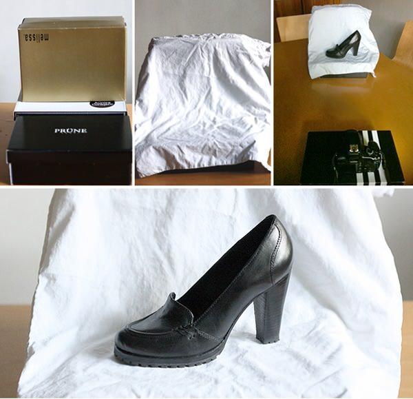 ¿Cómo guardar los zapatos? 2