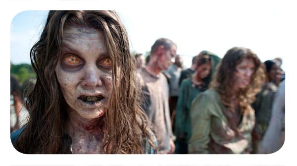La segunda temporada de The Walking Dead 1