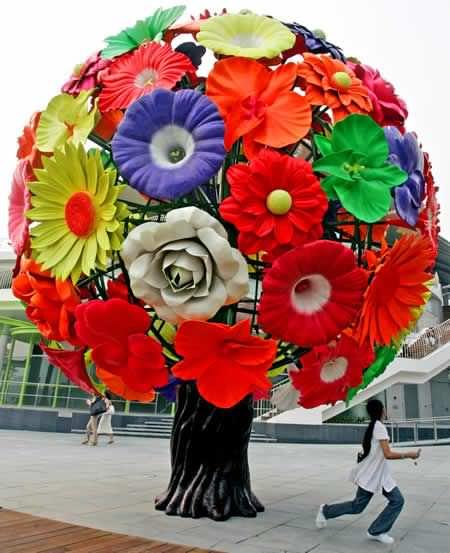 Flower-Tree-Singapore